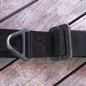 Blackhawk CQB Rigger's Belt Black - Size Medium